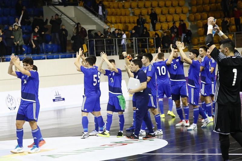 Казахстан сохранил свою позицию в мировом рейтинге по футзалу
