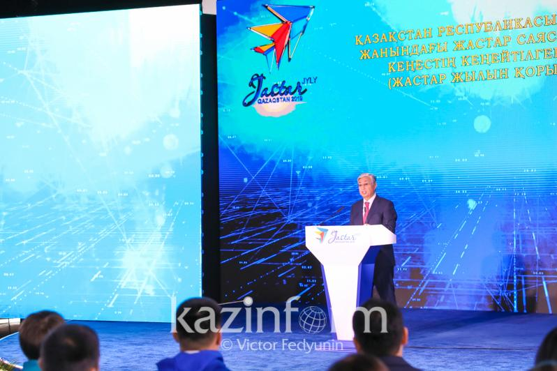 Учеба и трудовая деятельность казахстанцев развиваются в параллельных мирах – Президент РК