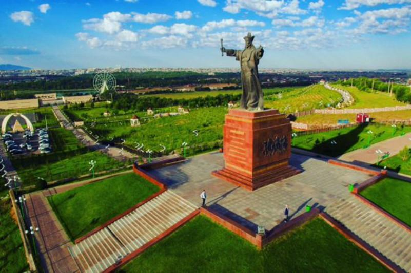 Kazakhstan's Shymkent takes over as CIS Capital of Culture