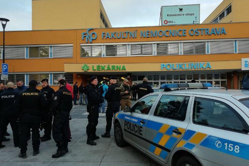 捷克一家医院发生枪击事件 已导致4人死亡