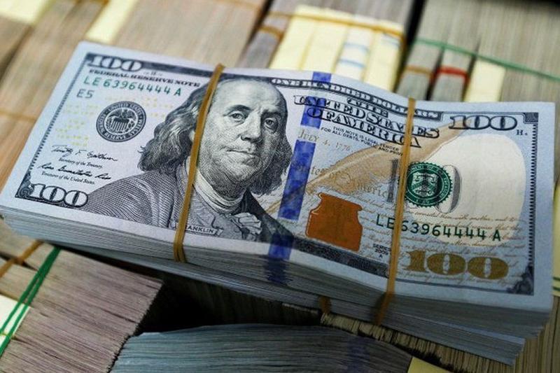 今日美元兑坚戈终盘汇率1:385.62