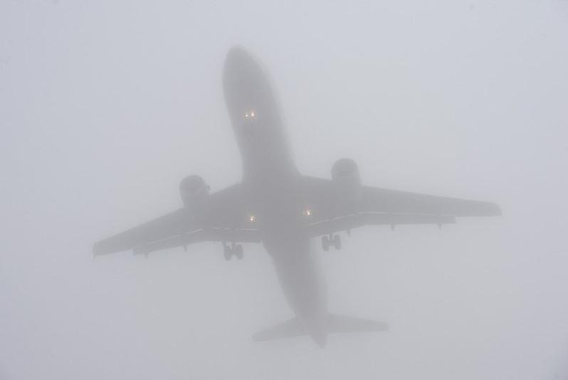 首都国际机场多架航班因大雾天气原因延误