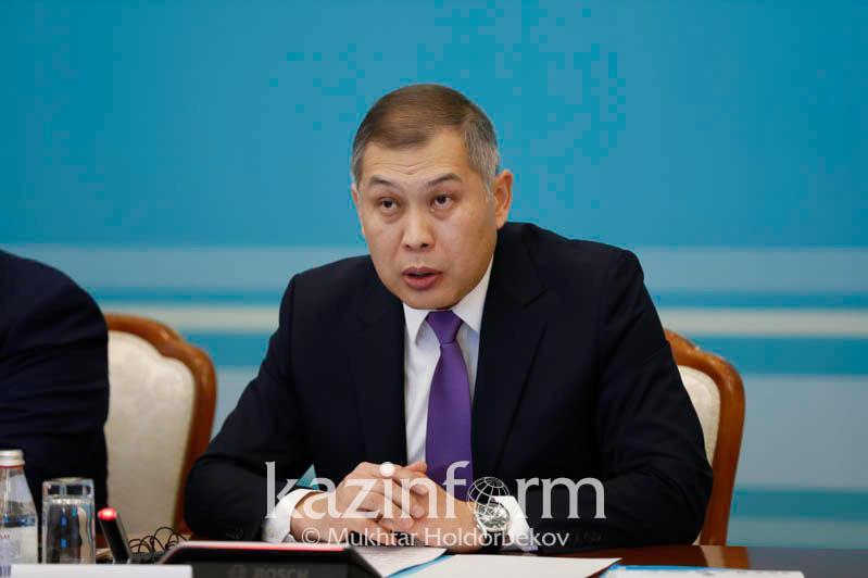 Казахстан совершенствует национальную систему защиты прав детей - Шахрат Нурышев