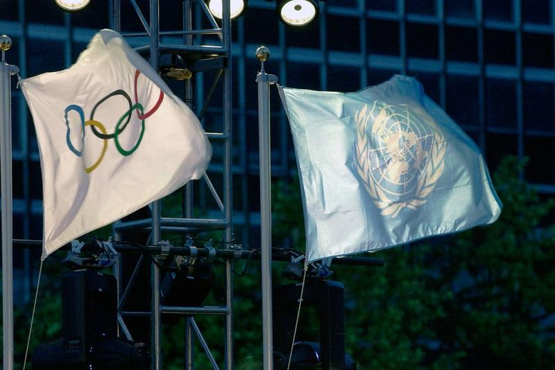 联合国通过决议呼吁东京奥运期间休战