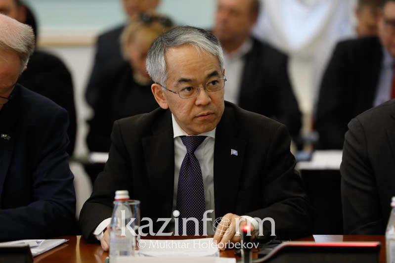 Kazakhstan actively working with UN mechanisms, Norimasa Shimomura