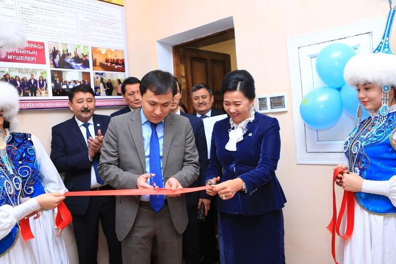 В шымкентском колледже открыта «Школа парасат»