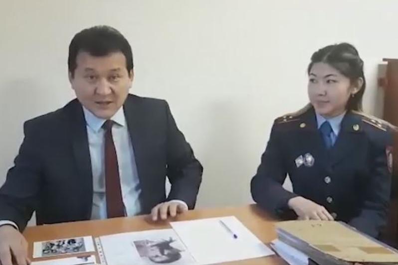 Благодаря архиву жамбылской полиции карагандинец узнал истории своих отца и дяди