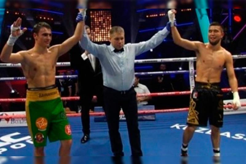 Нұржан Мақашбаев профи-рингтегі екінші айқасын да тең аяқтады