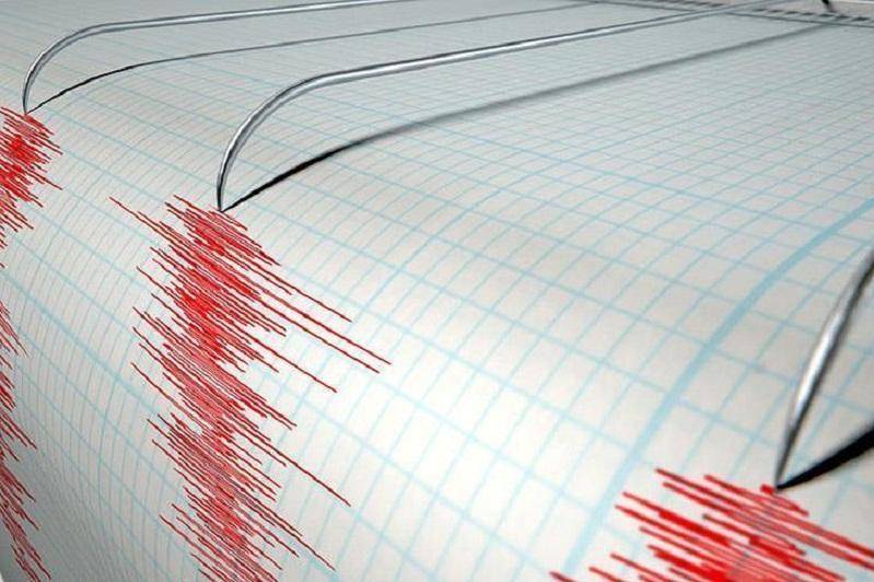 В 374 км от Алматы произошло землетрясение