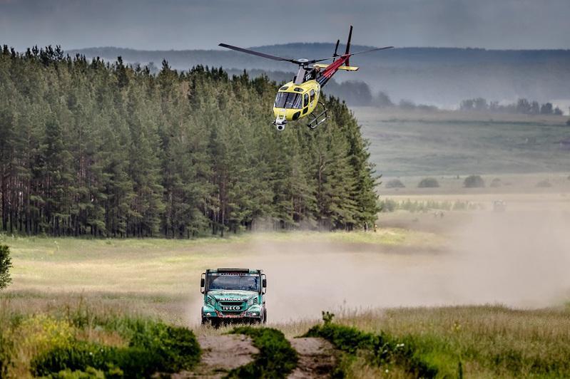Звезды мирового автоспорта приедут в Казахстан. Ралли «Шелковый путь» стал этапом Кубка мира FIA