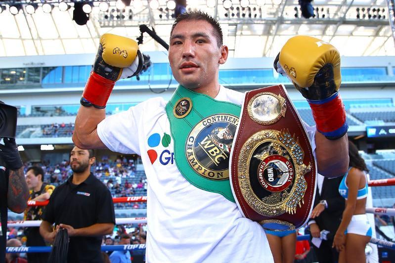 Жәнібек Әлімханұлының WBC-тегі рейтингі тағы жоғарылады
