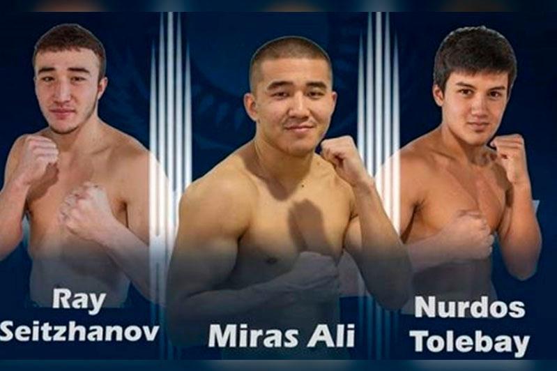 Три казахстанских боксера узнали соперников по поединкам в Алматы