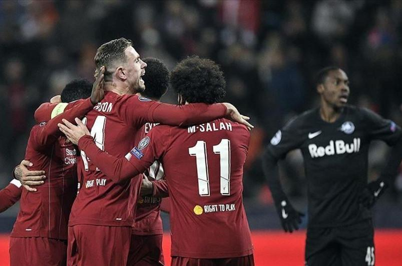Liverpool, Napoli qualify for round of 16