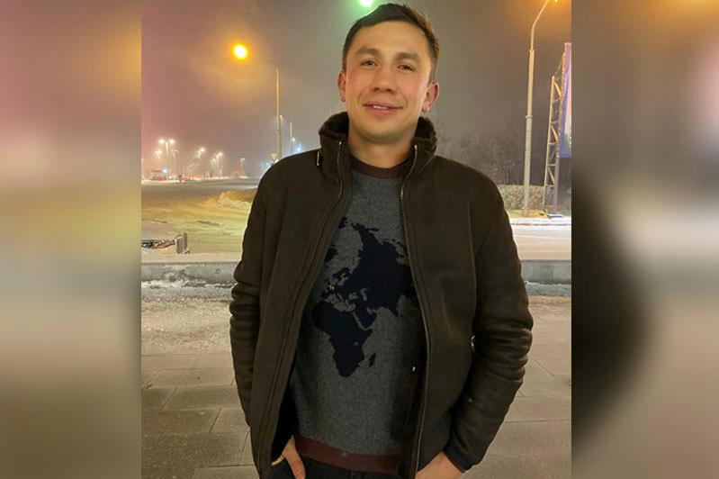 So happy to be back home – Gennady Golovkin