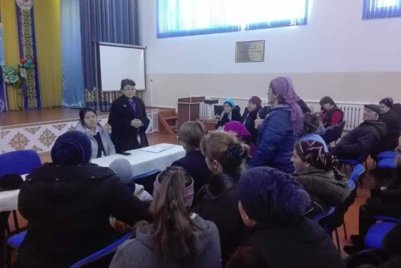 Жителям Шымкента разъяснили порядок выдачи АСП нового формата