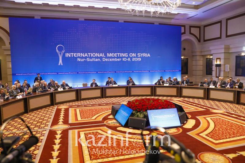 Astana protsesiniń 15-raýndy 2020 jyldyń naýryzynda ótedi