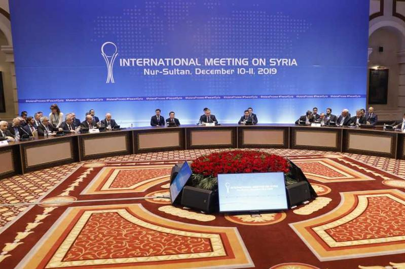Joint Statement by Iran, Russia and Turkey on International Meeting on Syria in Astana format