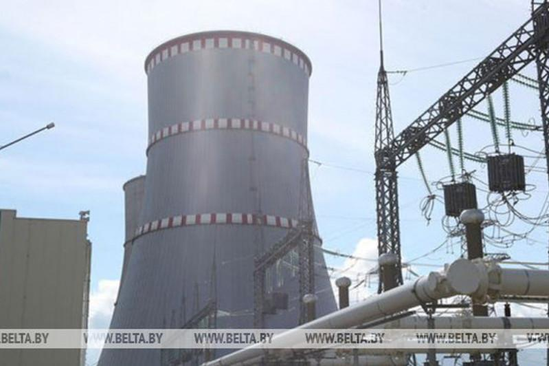 First unit of Belarusian nuclear power plant begins hot trials
