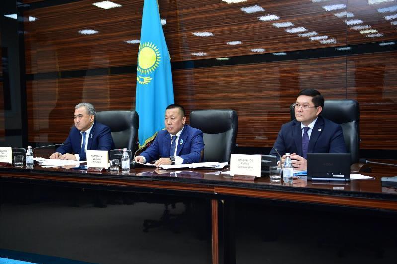 Трехлетний бюджет Шымкента утвержден с акцентом на развитие окраин