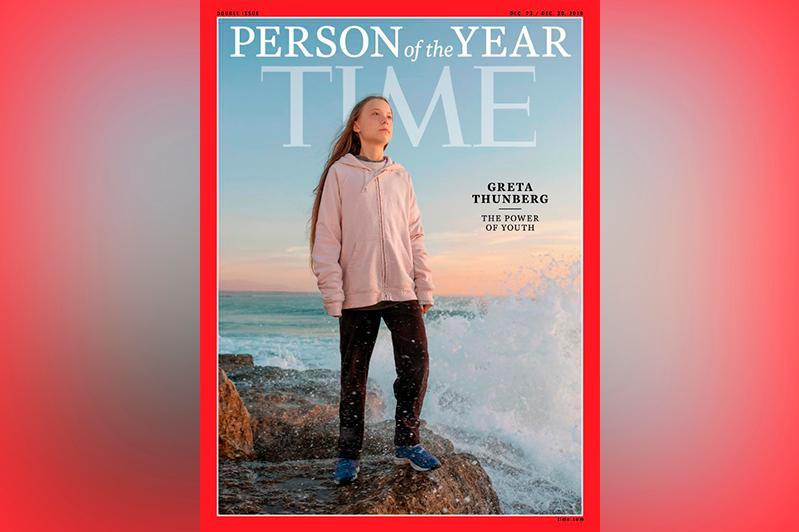 16 жастағы Грета Тунберг Time нұсқасы бойынша «Жыл адамы» атанды