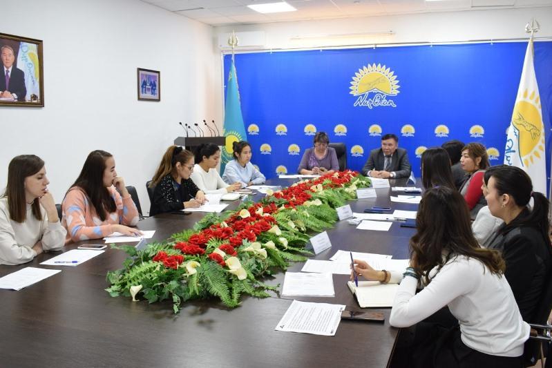 Ярмарка вакансий для должников по алиментам прошла в Атырау