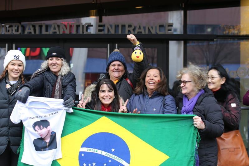 Димаштың Нью-Йорктегі концерті: Америкалықтар алған әсерімен бөлісті