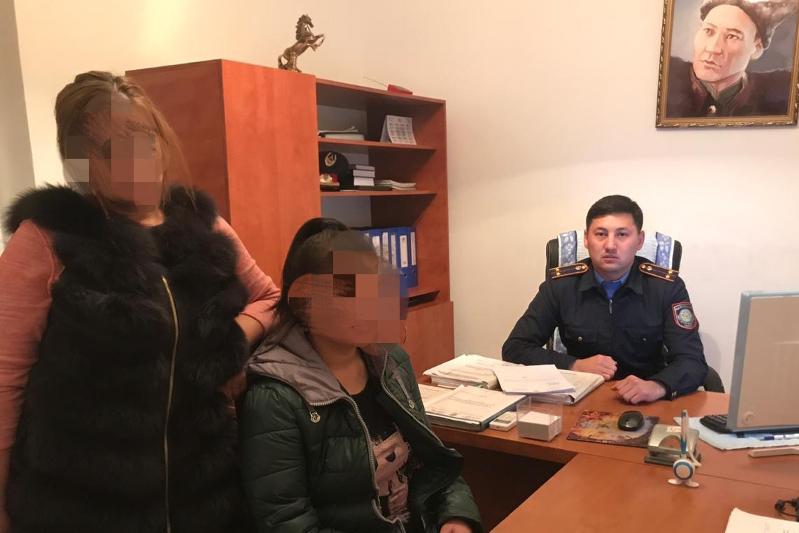 Түркістанда жоғалған 14 жасар қыз Алматыдан табылды