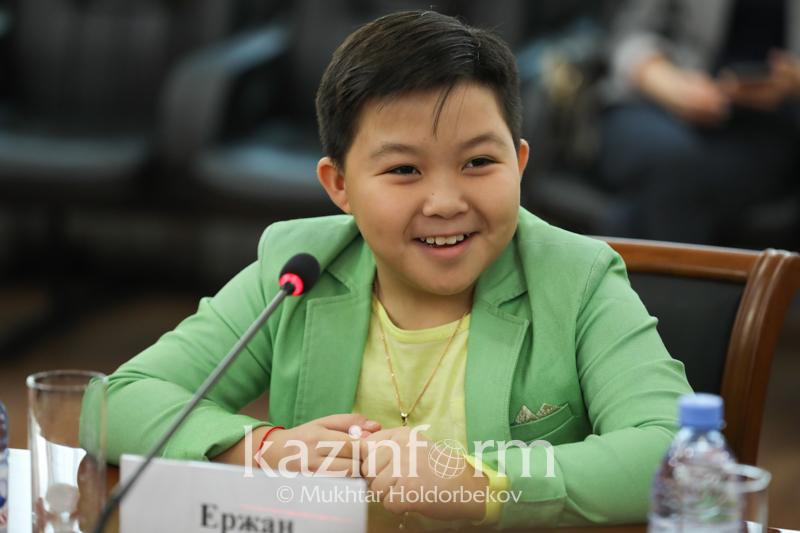 """Yerzhan Maxim to shine at """"Winter 2019"""" contest in Baku"""
