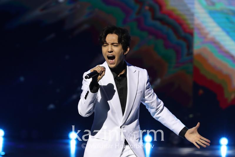 Dimash Kudaibergen named Honored Worker of Kazakhstan