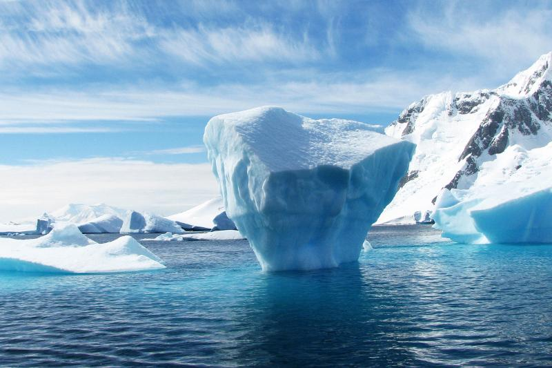 Study reveals alarming rate of ice loss