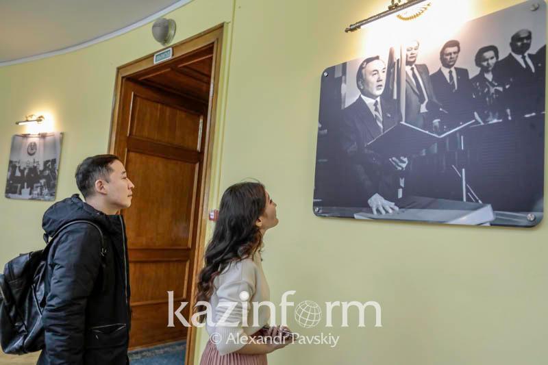 Здание КБТУ в Алматы могут использовать для туристических целей
