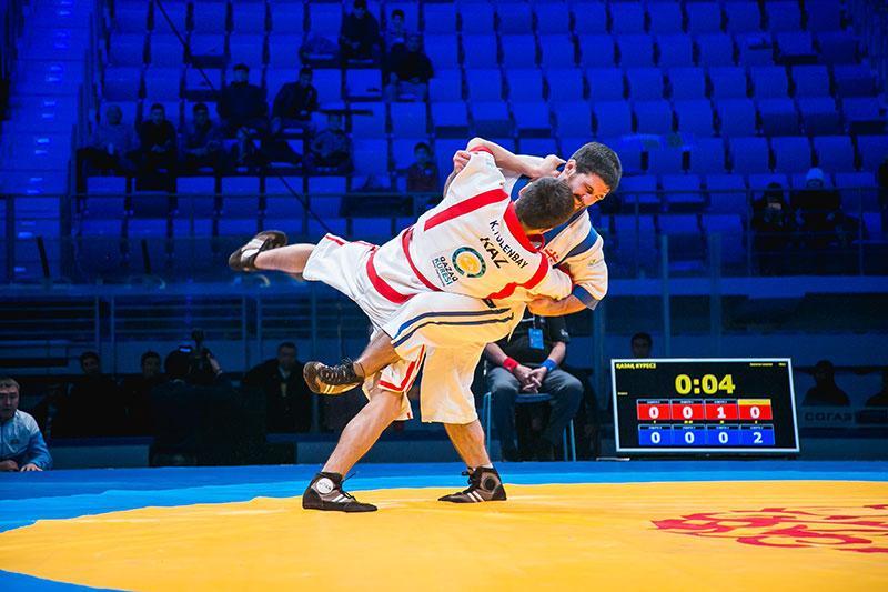 Борцы из 40 стран выступят на чемпионате мира по Qazaq Kuresi