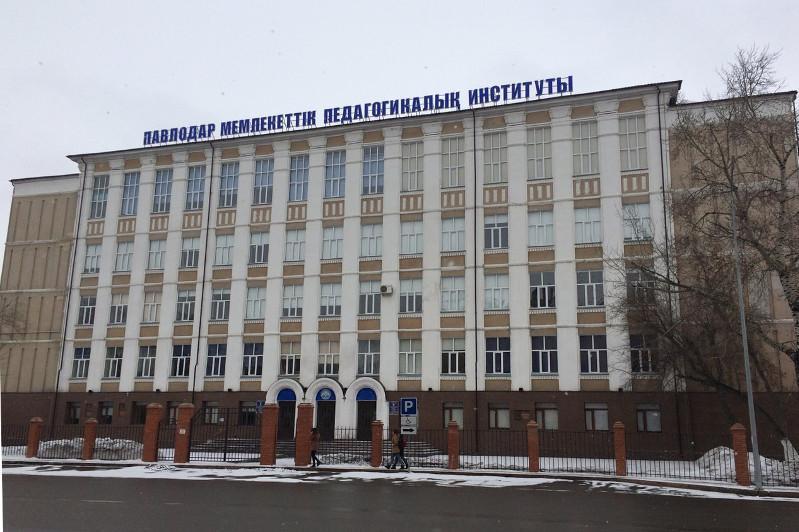 Павлодардағы ЖОО-да Олжас Сүлейменов атындағы жастар орталығы ашылды