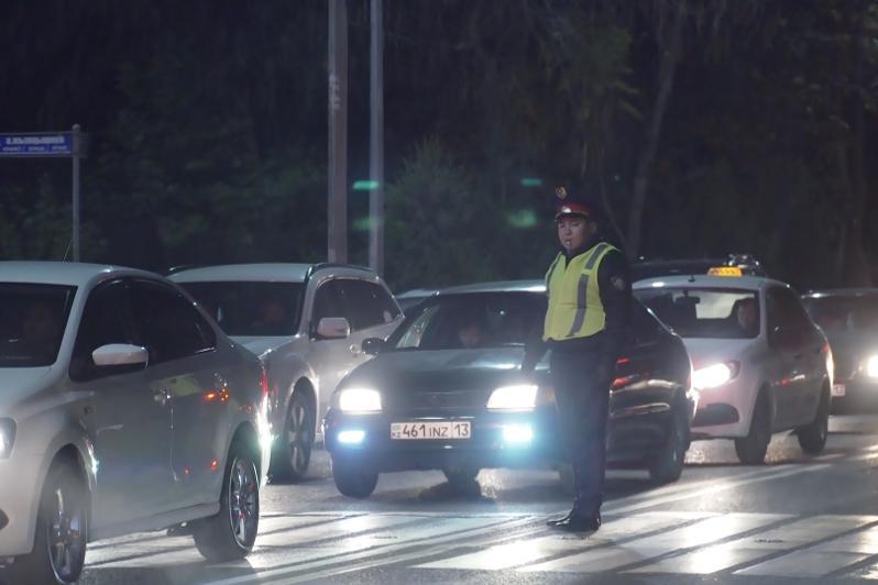 Шымкент полицейлері мереке қарсаңында күшейтілген режимде жұмыс істеуде