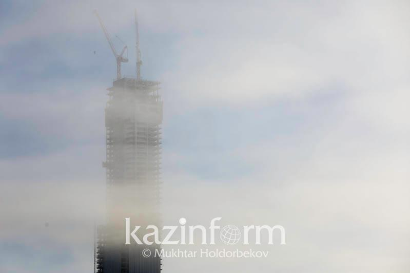 Fog, ice slick and snowstorm to hit Kazakhstan Dec 13