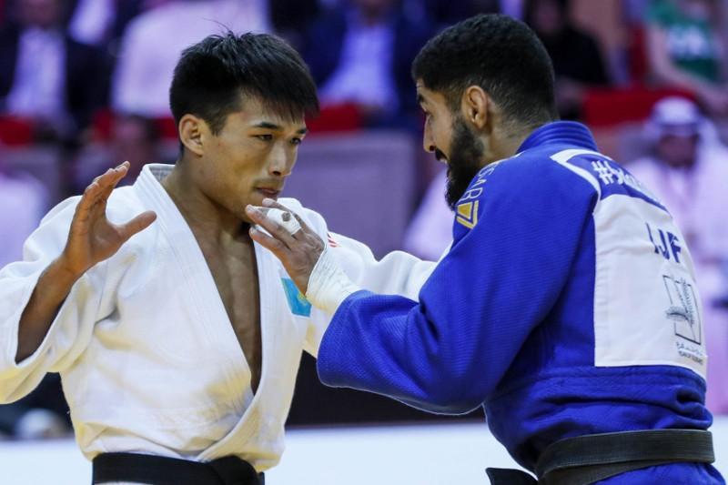 Дзюдо: Сметов пен Қырғызбаев «Masters» турнирінде жүлдесіз қалды