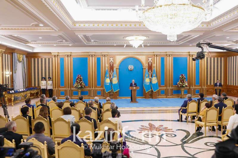 National strategy key goal is to build strong state, Tokayev