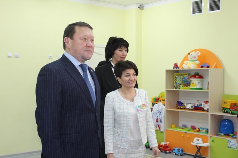 Мини-центры для детей будут открывать в строящихся микрорайонах Петропавловска