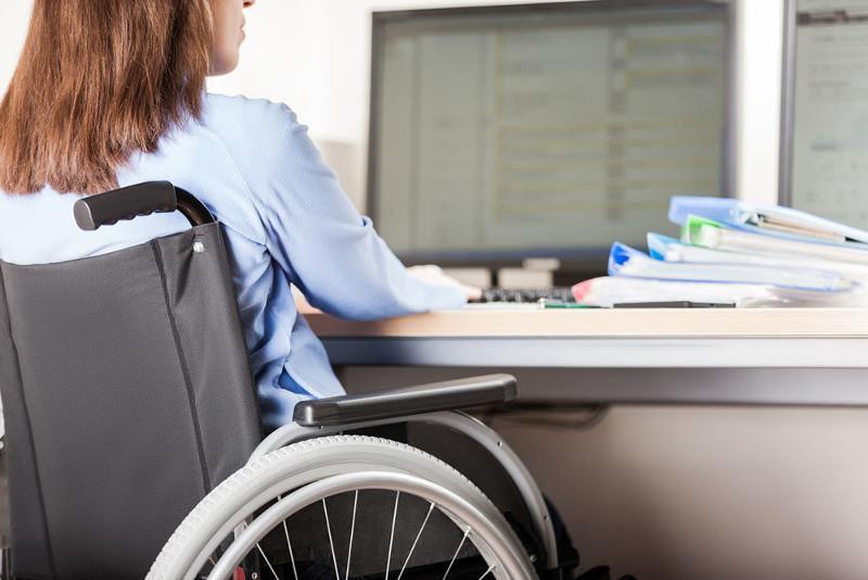 Лиц с инвалидностью будут трудоустраивать на руководящие должности с 2020 года