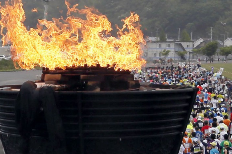 Father of 2011 tsunami victim to carry Tokyo Olympic flame