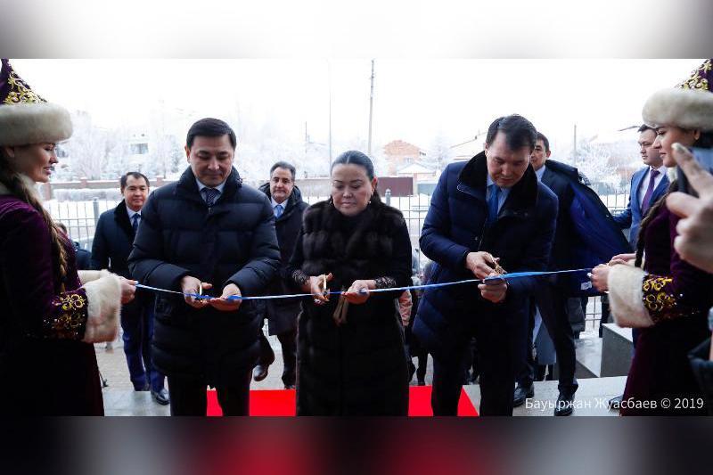 В столице запустили сервисный центр «ANTIKOR ORTALYGY»