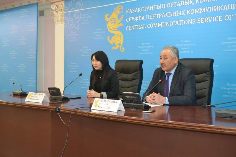 Каковы результаты массовой вакцинации против кори в Атырауской области