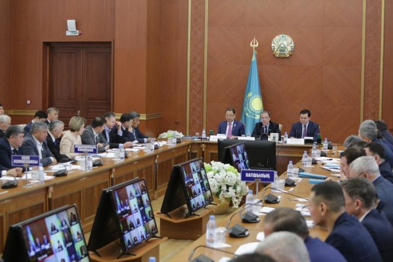 На что потратят бюджет Карагандинской области в ближайшие три года