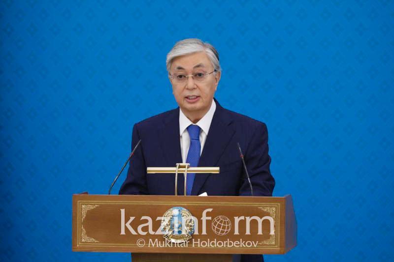 总统:独立是哈萨克斯坦人民的无价财富