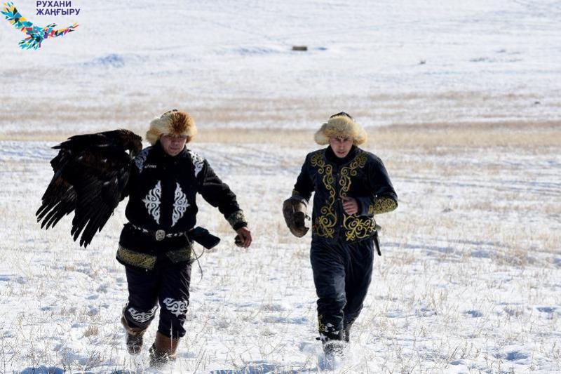 Атырауский беркутчи стал призером международного турнира