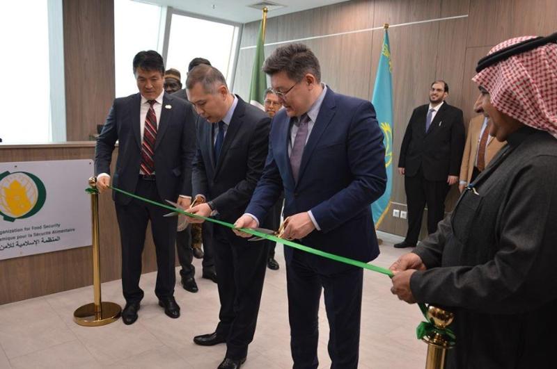 Штаб-квартира ИОПБ открылась в Нур-Султане