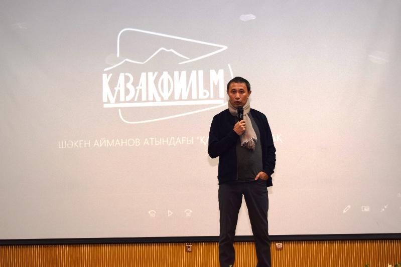 Фильм о Серке Кожамкулове презентовали в Алматы