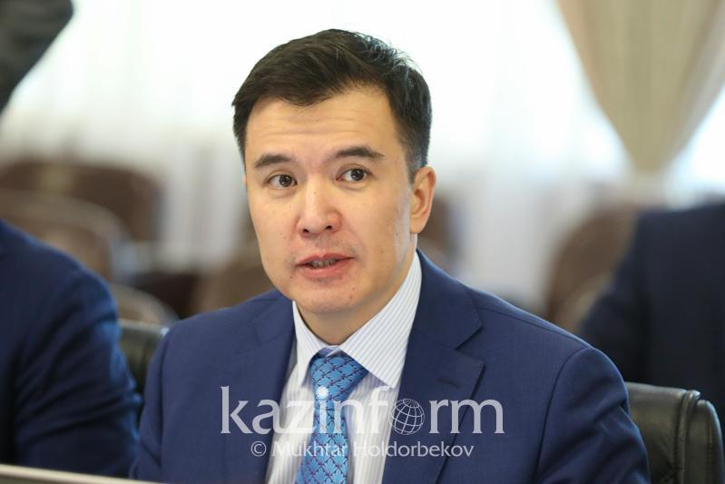 Промышленное производство сохраняет устойчивую тенденцию роста в Казахстане – Руслан Даленов