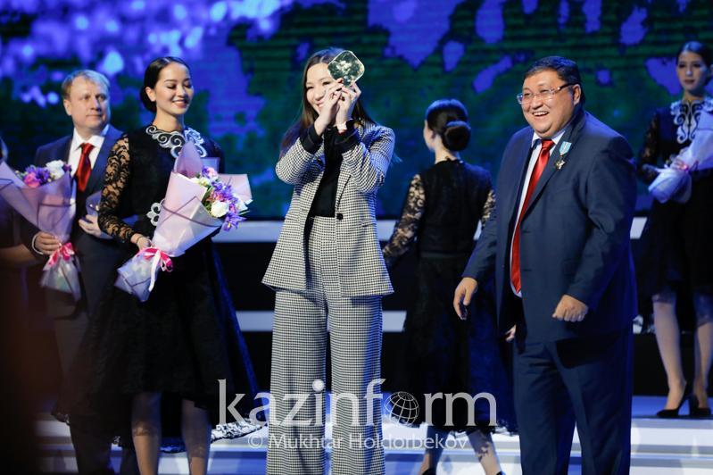 Церемония награждения в области предпринимательской деятельности стартовала в столице