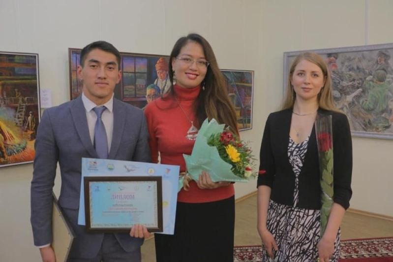 В Восточном Казахстане выбрали лучших молодых художников